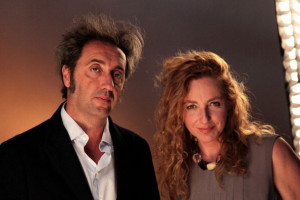 Paolo Sorrentino Con Diana...