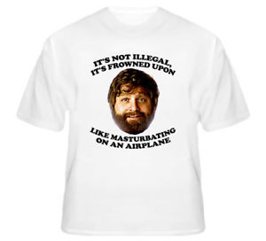Alan-The-Hangover-2-Airplane-Quote-Funny-T-Shirt-White