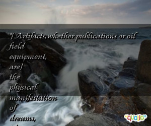 Quotes about Publications