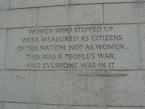 World War 2 Memorial Quotes