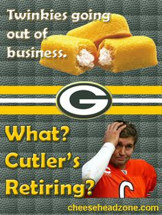 Twinkies is going out of business. Does this mean Jay Cutler is ...