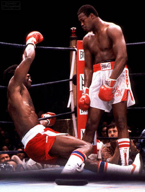 Re: Larry Holmes Quotes
