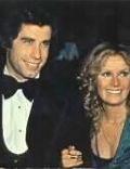 Diana Hyland and John Travolta