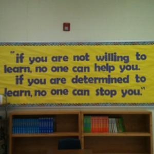 Motivational Bulletin Boards and Classroom Ideas | MyClassroomIdeas ...