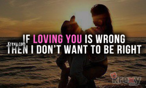 Love Quotes Right