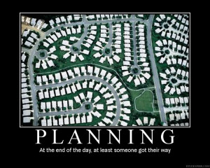 Motivational Poster Planning