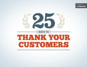 An eBook by 25WAYS TO THANK YOUR CUSTOMERS1