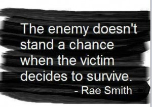 Decide to Survive narcissistic abuse. Narcissistic Abuse Recovery ...
