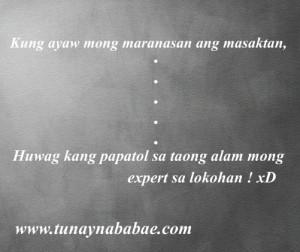 banat quotes tunay babae mga secreto tatak