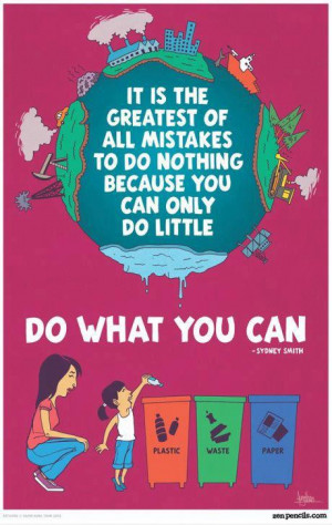Save Mother Earth Quot...