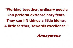 People Working Together Quotes. Related Images