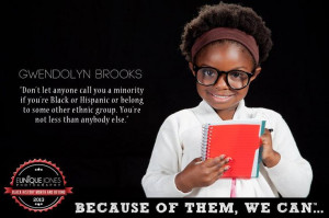 Gwendolyn Brooks quote