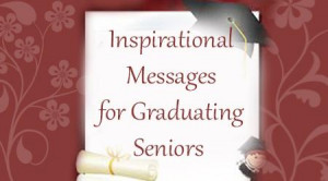 inspirational quotes for graduating seniors