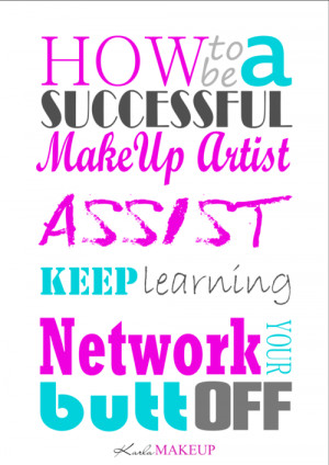 Quotes About Makeup Artist