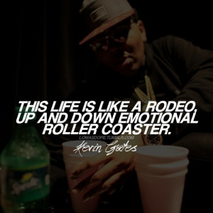 Information for: Kevin Gates Lyric Quotes