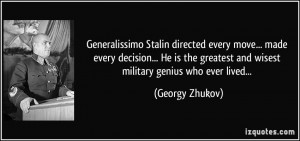Stalin Quotes
