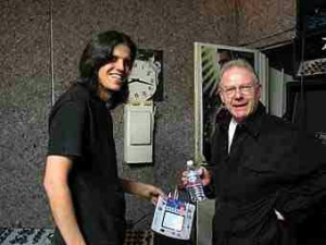 Adam jones and robert fripp