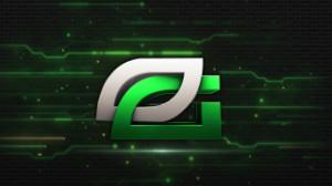 optic gaming green wall