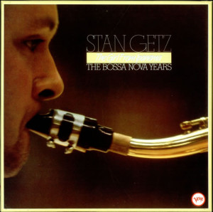 Stan Getz The Bossa Nova Years GER 5 LP SET 823611-1