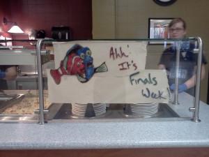 Finals Week Humor: Finding Nemo College Twist by FemSovietRussia
