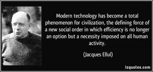 Quotes On New Technology http://izquotes.com/quote/57569