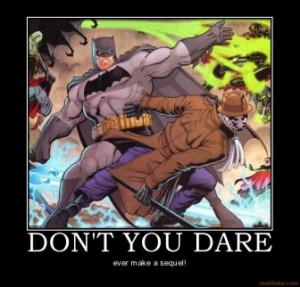don you dare ever make