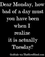 Dear Monday Quote #181