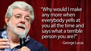 George Lucas quote #2