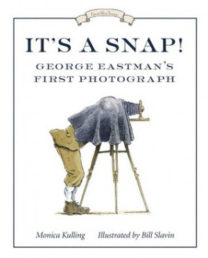 "... ""It's a Snap!: George Eastman's First Photo"" as Want to Read"