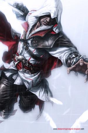thejasman:Ezio Auditore da Firenze (By Atzinaghy)