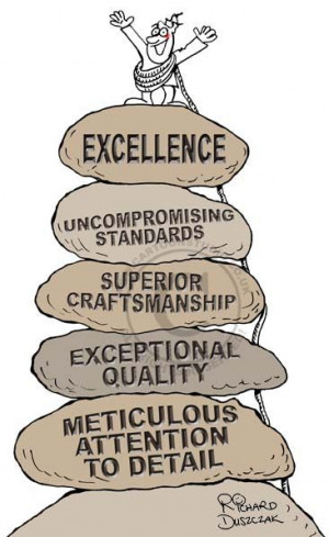 quotes+about+excellence | Here are some powerful Excellence Quotations ...