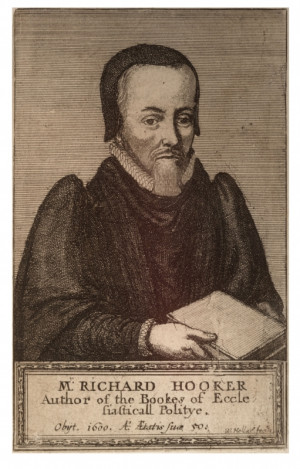 Facts about Richard Hooker