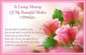 In Loving Memory of My Mother....: Mothers, Mom Ripped, In Love ...