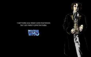 quotes Paul McGann Doctor Who Eighth Doctor wallpaper background