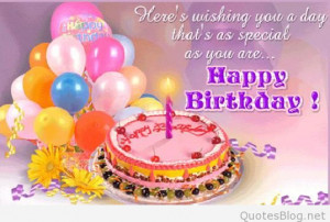 Happy Birthday!! Hope your day is filled with lots of love and ...
