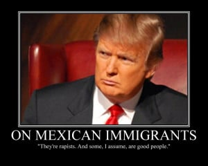 Donald Trump on the American dream