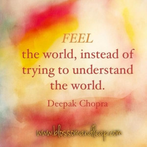 deepak chopra quotes on friendship