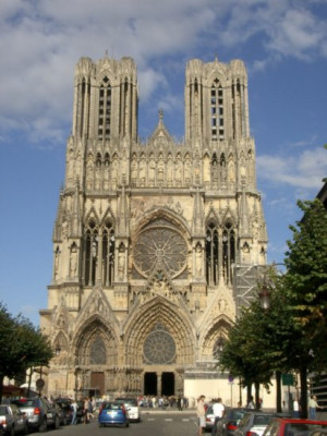 reims cathedral by travelpod member stevelegassick from cathedral of