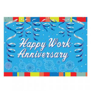 Home > Happy Work Anniversary Greeting Card