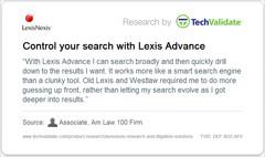 About LexisNexis