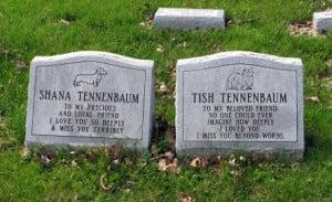 Grave Stone for Beloved Dog