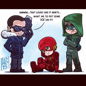 ... Flash, Arrows Flash Fans, Arrows Theflash, Arrows Flash Spinoff, Flash