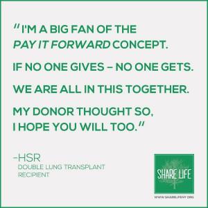 Organ+Donation+Quotes   Donate Life Month Howard Organ Donor Awareness