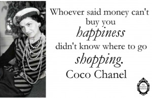 The Fashion Galleries Coco Chanel quotes happy birthday Coco Chanel 10