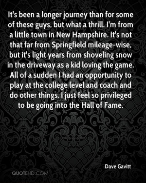 Dave Gavitt Quotes | QuoteHD