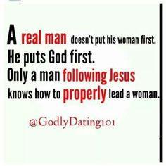 Man of God ♡