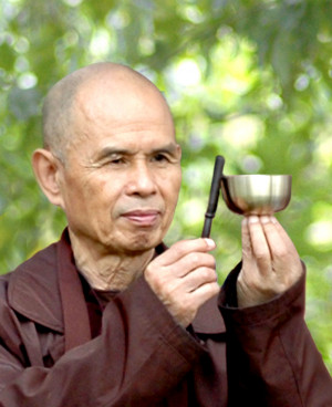 Mindful Gift from Thich Nhat Hanh (Thay) to All of Us