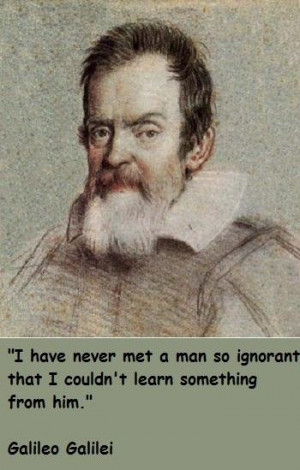 Galileo galilei famous quotes 2