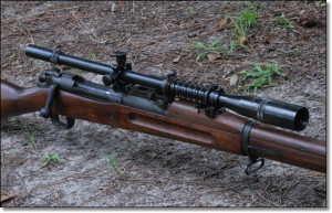 ... scope is an exact replica of the one used by carlos hatchock legendary