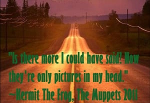 Muppets Quotes...